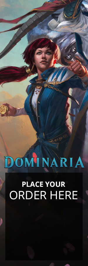 Preorder your Dominaria