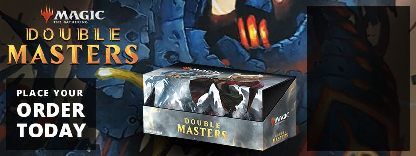 Preorder Double Masters now! Releases August 7th!