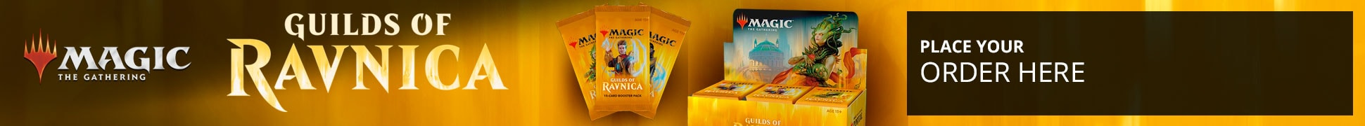 Order Guilds of Ravnica here
