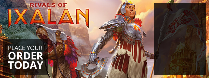 Preorder your Rivals of Ixalan