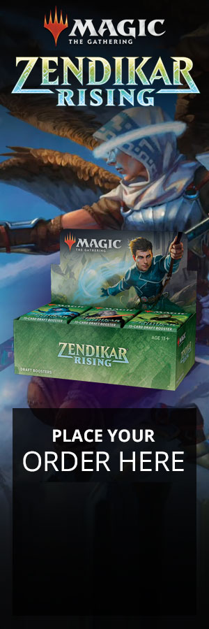 Zendikar Rising is here!