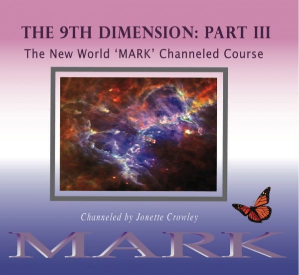 9th Dimension Part 3 CD Cover
