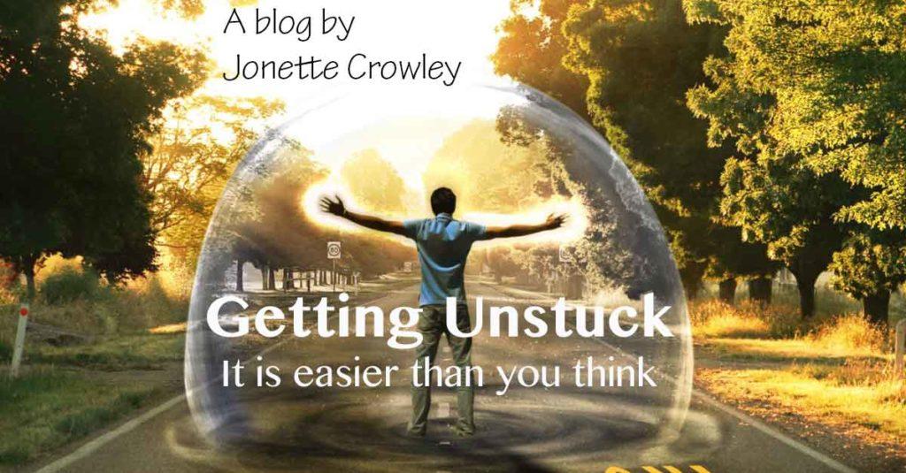 Getting Unstuck