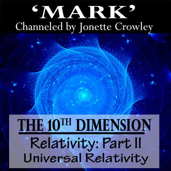 MARK Relativity Part II