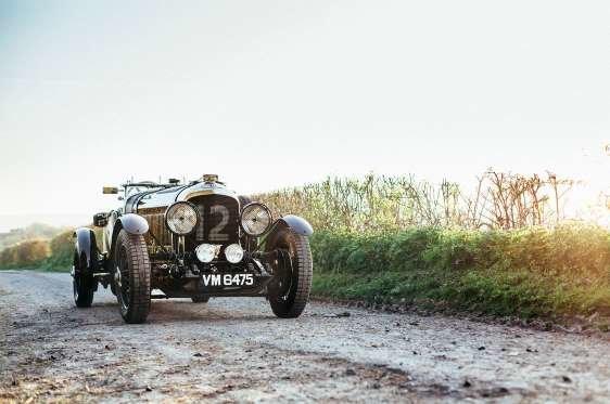 Precision Passion Vintage Bentley S Blog Mcg Social