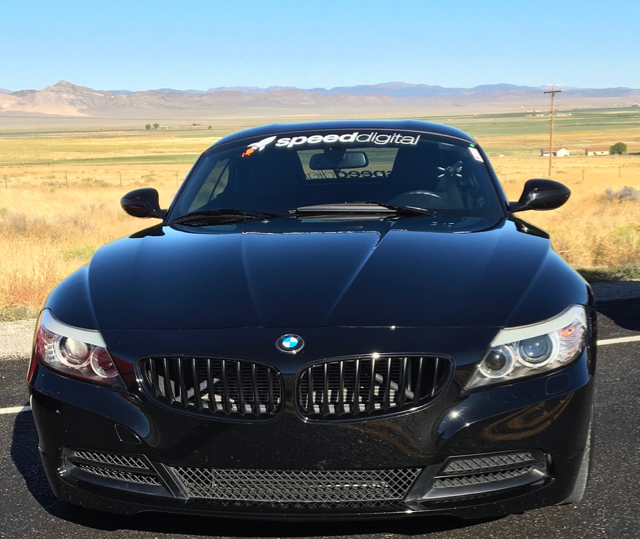 Bmw Z4 Top Speed: Speed Digital Participates In The Silver State Classic