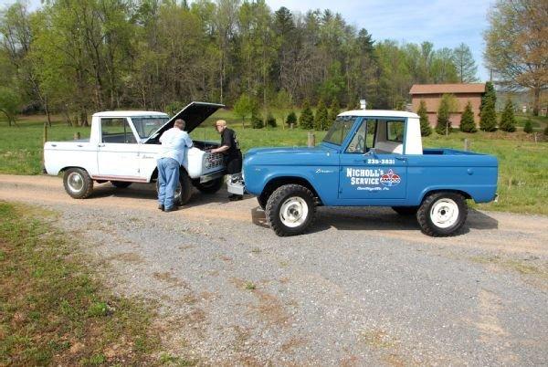 1967 Ford Bronco Sport/Utility Service Truck | Blog - MCG ...