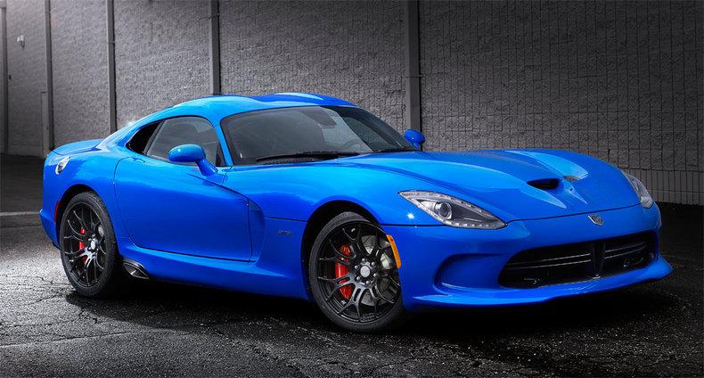 The New American Muscle SRT Viper Vs Corvette Z - American sports cars