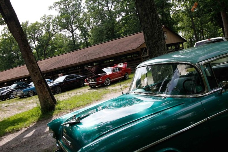 isle casino classic car show
