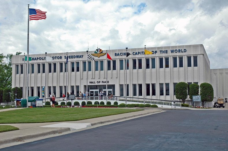 Where dreams come true the indy 500 blog mcg social for Charlotte motor speedway museum