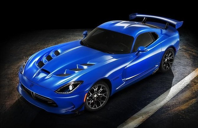 New Dodge Viper Acr Fastest Street Legal Viper Track Car Ever