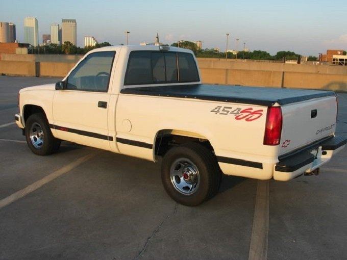 The Ss 454 Was Chevrolet S Demon Child Truck Blog Mcg