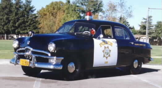 The Ten Most Awesome American Police Cars Ever Made Blog