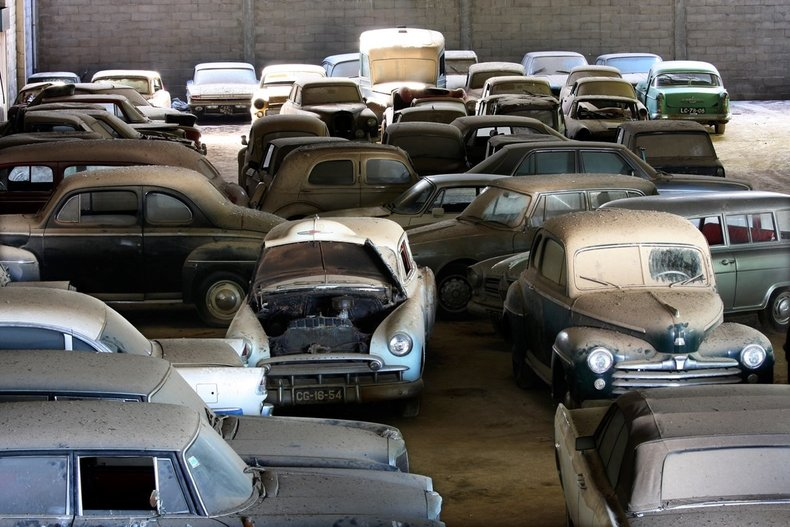 Who Doesn't Love A Good 'barn Find' Story?