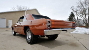Muscle Cars You Should Know Dodge Hemi Dart Super Stock