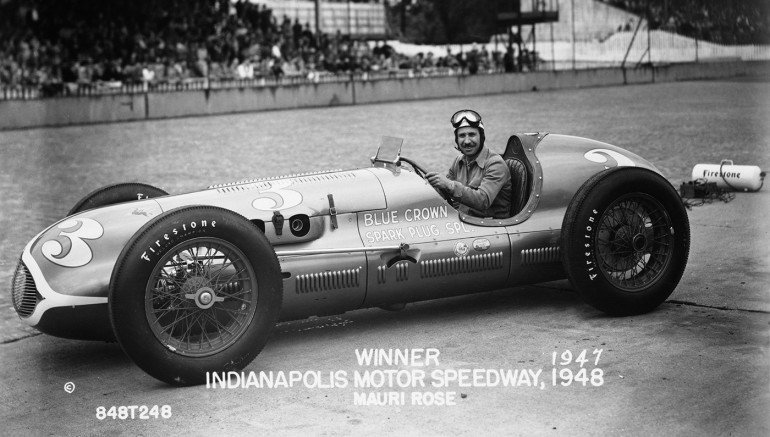 the top 10 racecars in indy 500 history the blue crown spark plug special blog mcg social. Black Bedroom Furniture Sets. Home Design Ideas