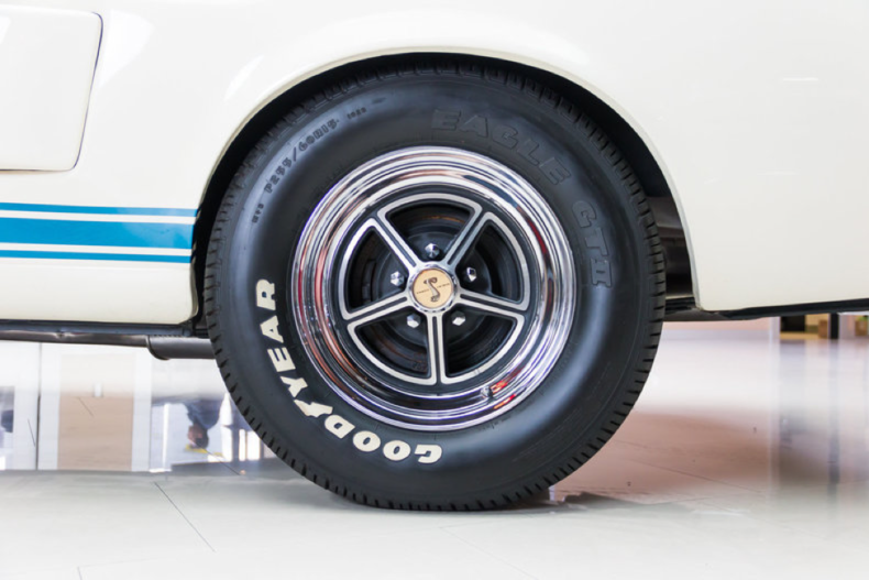 A 1967 Ford Mustang Fastback Super Snake Gt500 At Vanguard