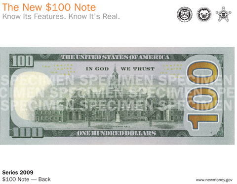 New 4100 Note