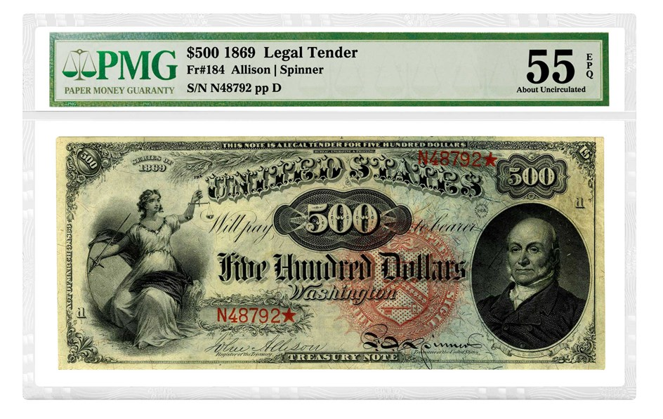 PMG Certifies Trio of Million-Dollar US Notes | PMG