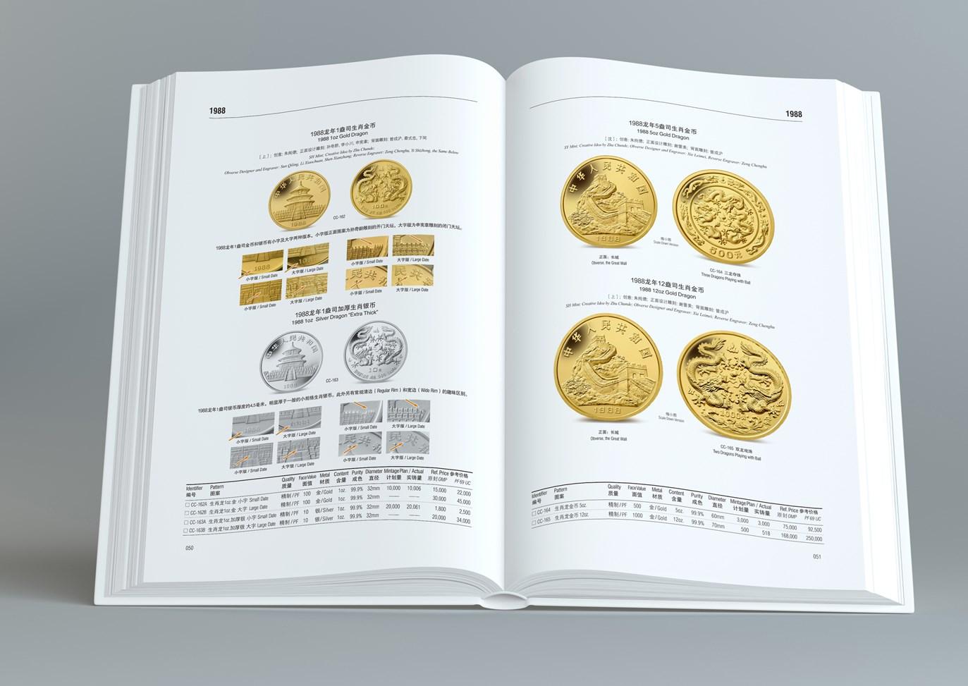 the coin book