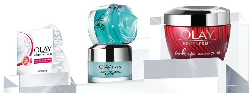 FREE Sample of Olay Whips, Eye...