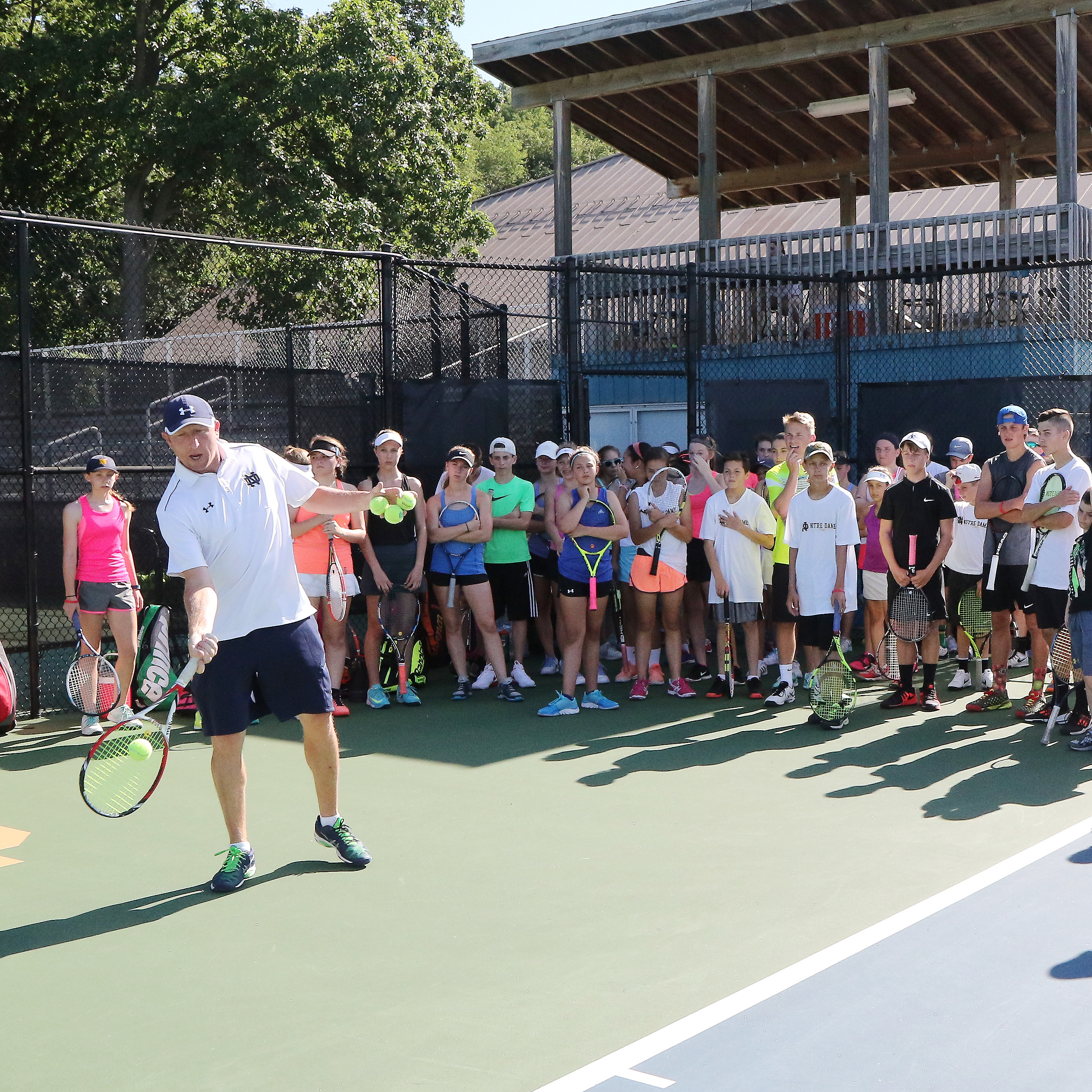 Customer Success Story: Wilson Collegiate Tennis Camps
