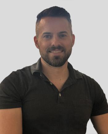 Headshot of Tony Brost