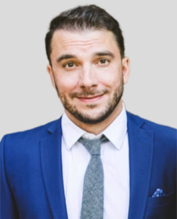 Headshot of Derek Kalish