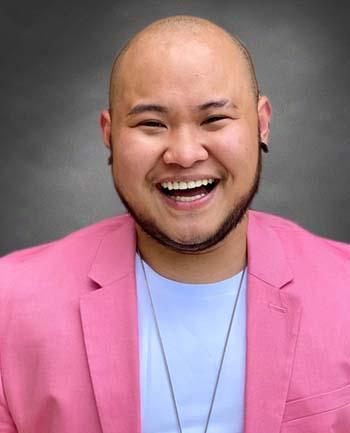 Headshot of Elliott Tang
