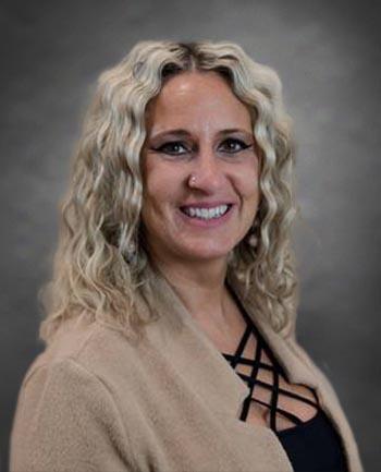Headshot of Heather Kiomento