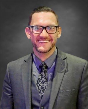 Headshot of Brian Beyers
