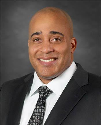 Headshot of Clifton Cox