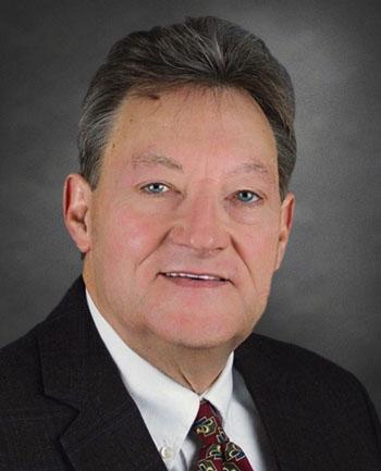 Headshot of Bob Goodnight