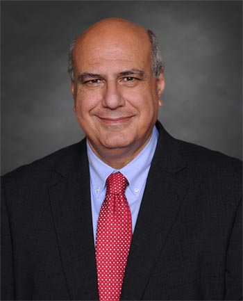 Headshot of George Rousos