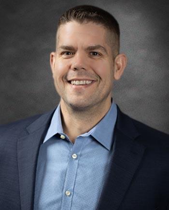Headshot of Aaron Denton