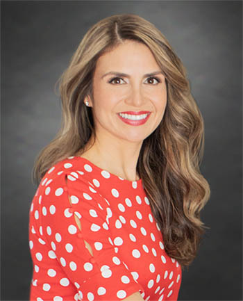 Headshot of Brenda Casas