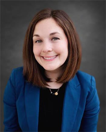 Headshot of Lindsay Caro