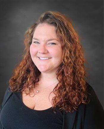 Headshot of Jenna Garraway