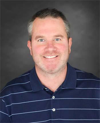 Headshot of Patrick McConney