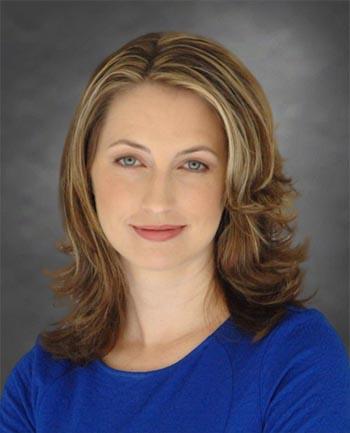Headshot of Amber Greco