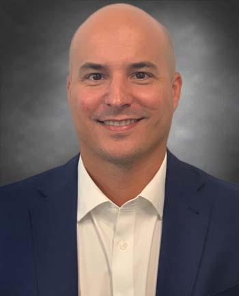 Headshot of Eric Nagle