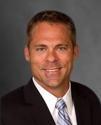 Headshot of Curtis  Rhoten