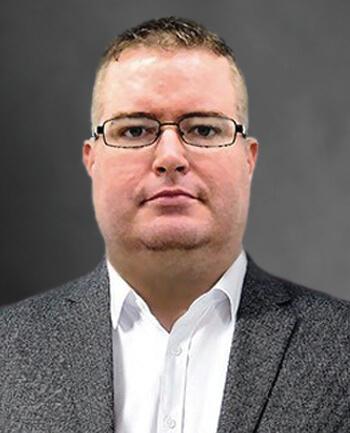 Headshot of Scott  Calvert