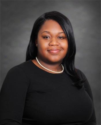 Headshot of Carlisa Tucker