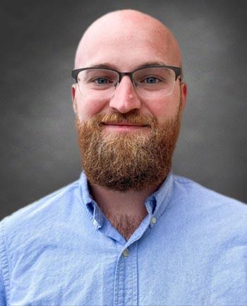 Headshot of Mark  Hillman