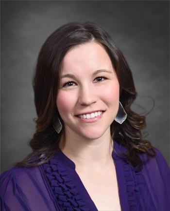 Headshot of Jessica Roberts
