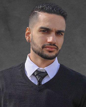 Headshot of Zephan  Gilani