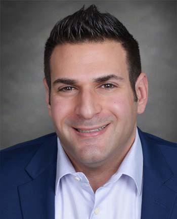 Headshot of Gil Ledany