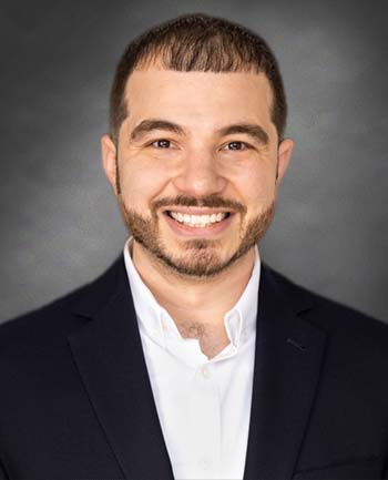 Headshot of Carmine Muraglia