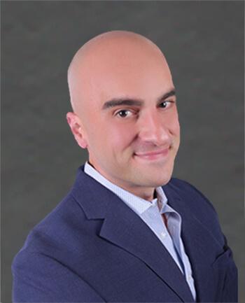 Headshot of John Baldino
